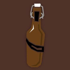 Rhönpiraten Dunkles Bio Bier