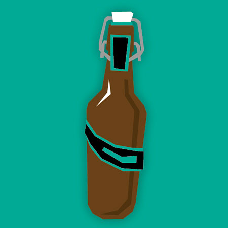 Rhönpiraten IPA Bio Bier