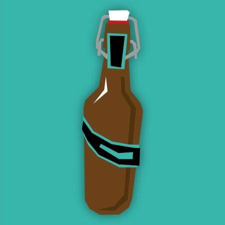 IPA Flasche