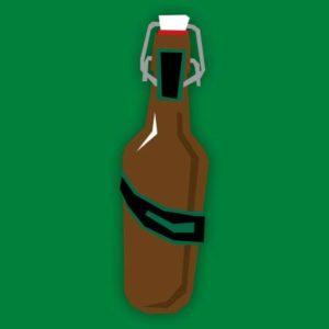 Kellerbier Flasche