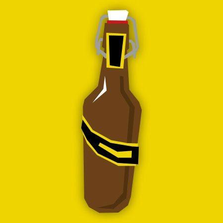 Pils Flasche
